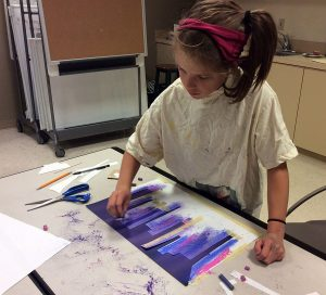 Participants can expect a variety of creative projects and mediums at Art Camp at the Buffalo Bill Center of the West.