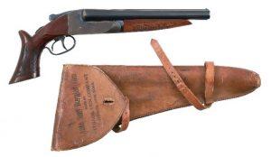 Auto & Burglar, Flues, Ithaca, Cody Firearms Museum