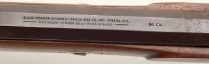 Hawken Rifle, Ithaca, legend