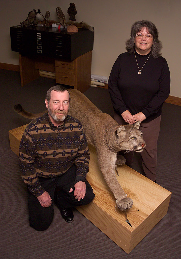 Philip and Susan McClinton.