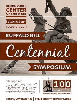 Centennial Symposium invitation
