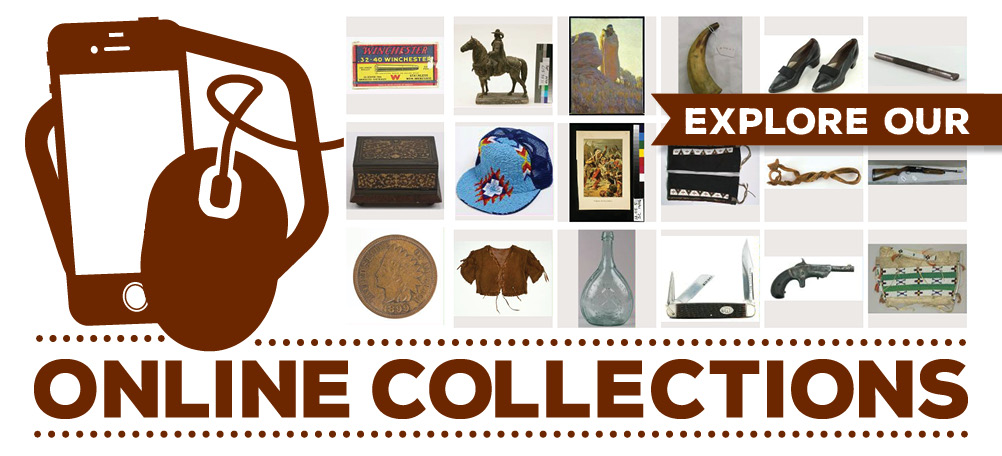 Explore our vast artifact collection online