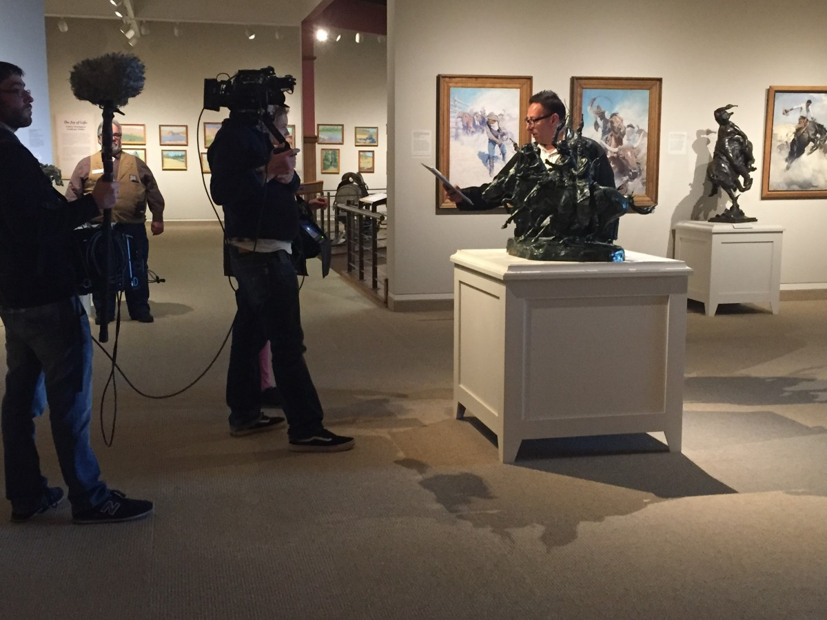 Behind the Scenes with ZCZ Films - Buffalo Bill Center of the West