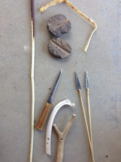 Plains Indian Weapons, part I: the Bow and Arrows