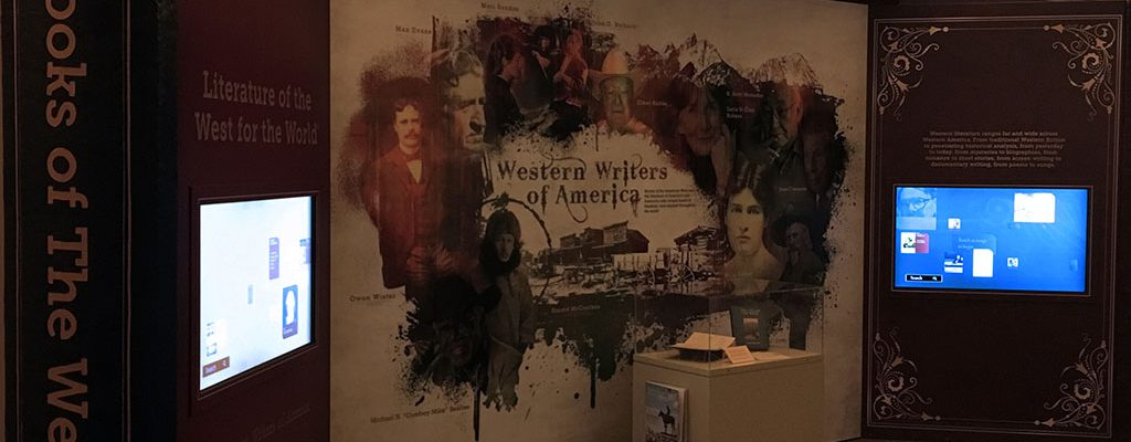 The Western Writers of America Hall of Fame, McCracken Research Library.