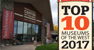 True West once again taps Buffalo Bill Center of the West as #1 Western Museum