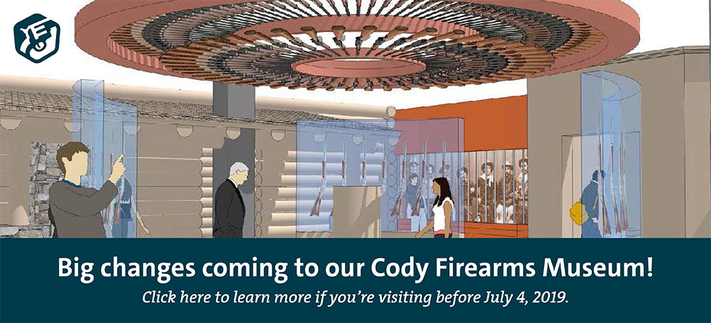 Cody Firearms Museum's upcoming renovation