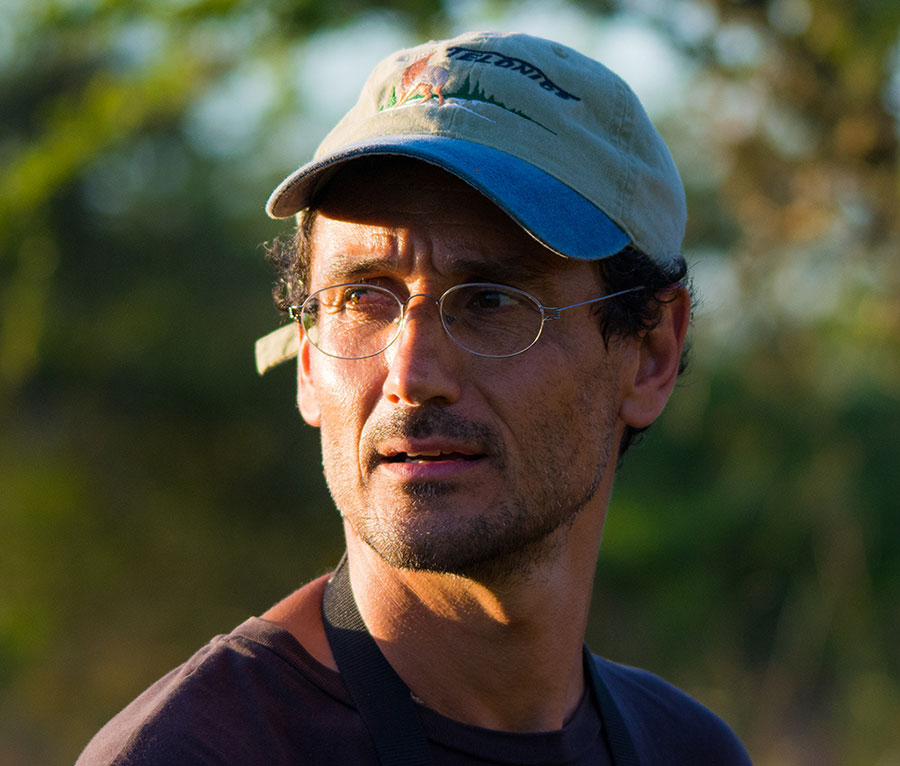 "Ignacis Jiménez Pérez presents ""Rewilding Iberá: Park Creation and Wildlife Restoration in Subtropical Argentina"" at the Center of the West September 20."