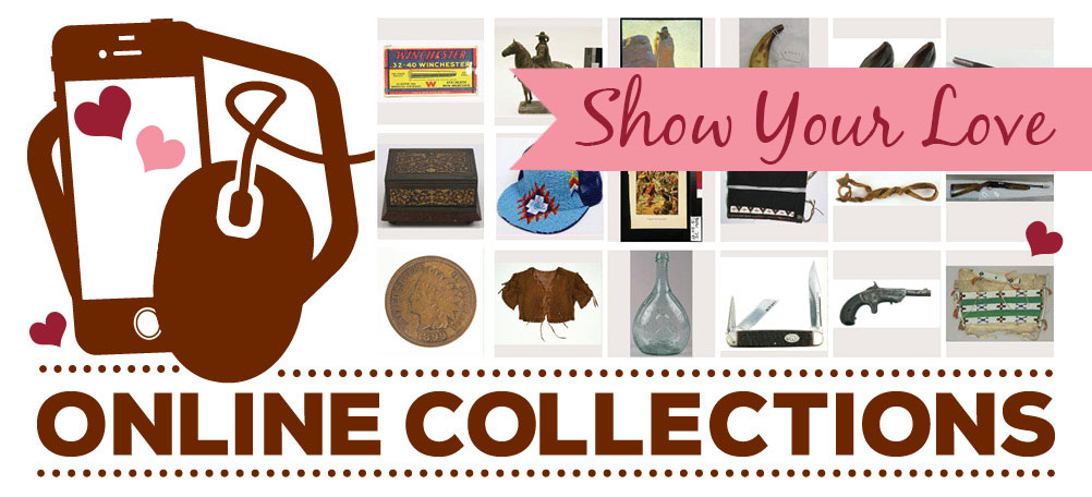 Online Collections: show us which objects you love!