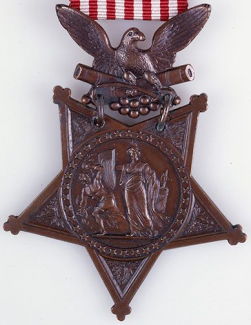 William F. Cody's Congressional Medal of Honor