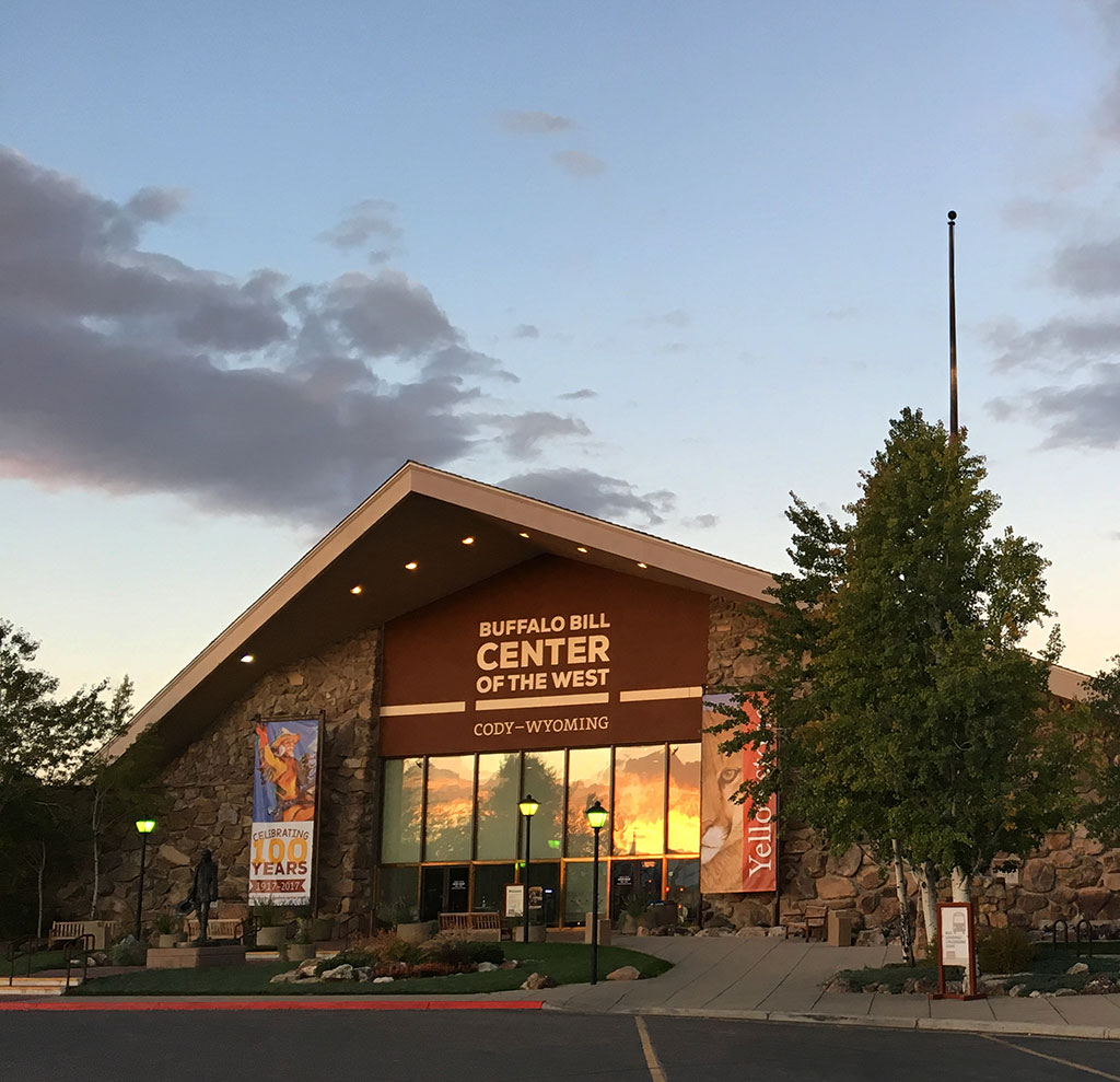 The Buffalo Bill Center of the West, October 2017.