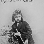 Points West Online: Times to Try a Soul, William F. Cody in 1876 – Remembering Kit Carson Cody