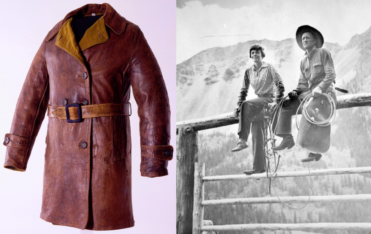 Amelia Earhart's Flight Jacket
