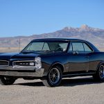 1966 Pontiac GTO is Buffalo Bill Center of the West's next raffle prize