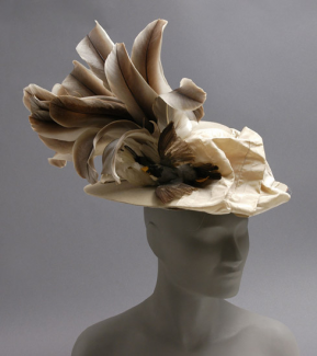 Ladies hat circa early 1900s