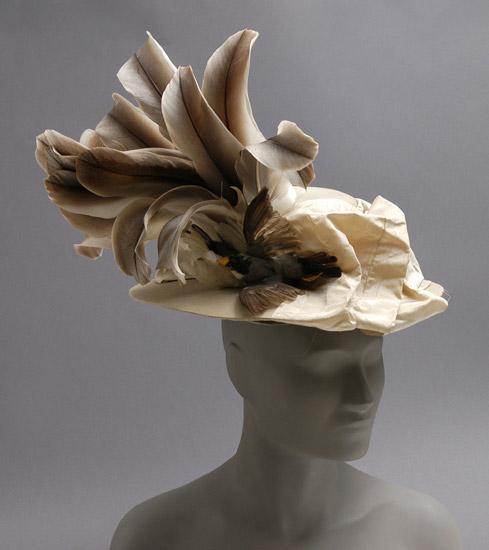 Ladies hat circa early 1900s
