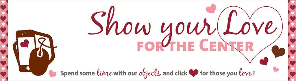 Visit our Online Collections at collections.centerofthewest.org and tell us which objects you love!