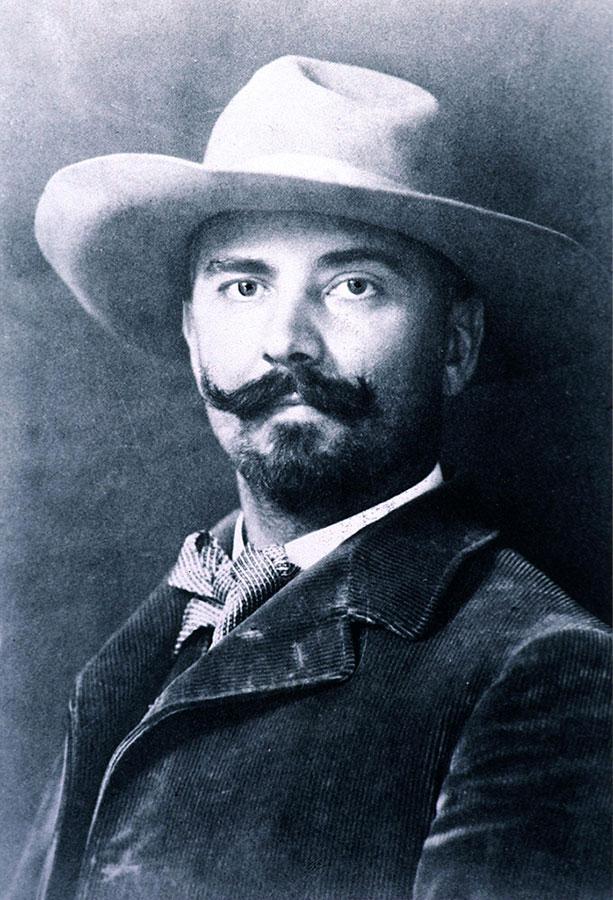 Joseph Henry Sharp, ca. 1900. P.22.31