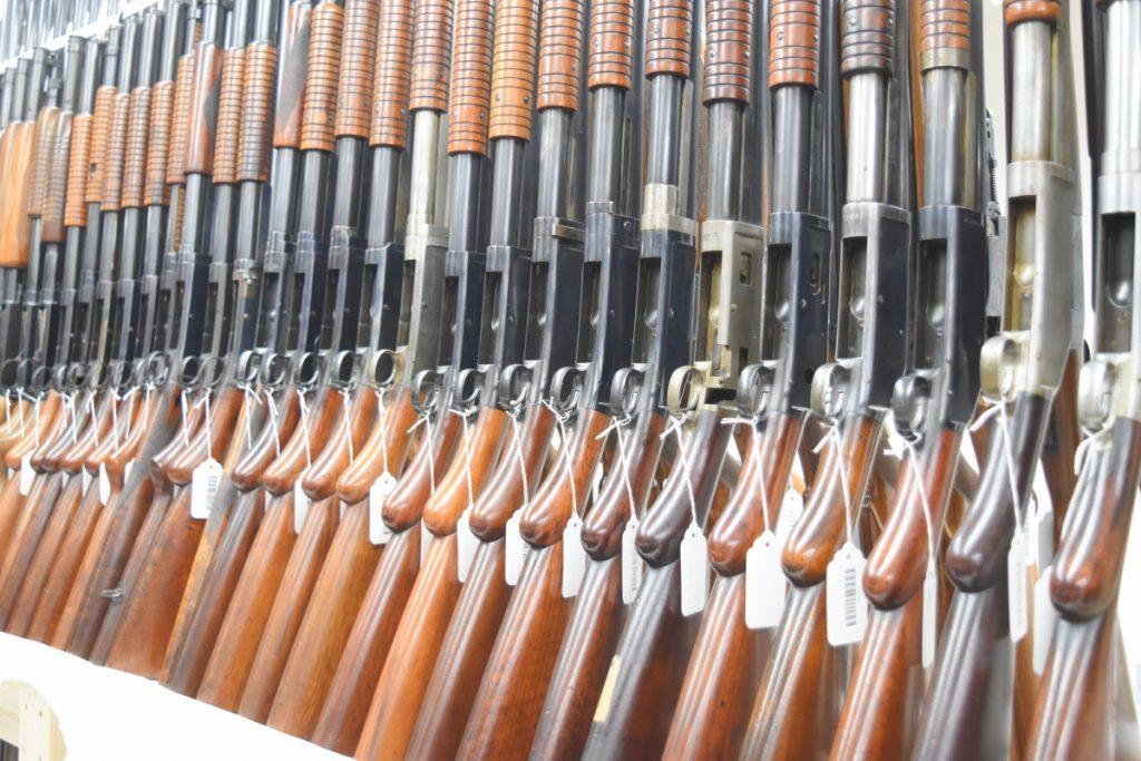 Firearms in Storage