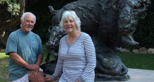 """The Center: A """"Special Place"""" for Paul and Karen George"""