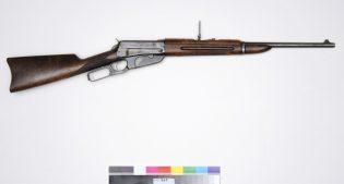 Museum Minute: Buffalo Bill's Winchester Carbine