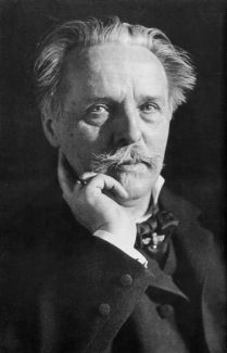 Karl May, author of the Winnetou series of books among others.
