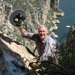 Archaeologist Loendorf explores bird imagery in rock art at free Draper Natural History Museum lunchtime lecture