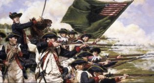 Flintlocks in the Revolution Part 2: The Continental Army Learns Line Tactics