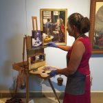 A Look Back at Michele Farrier's Time as Artist-in-Residence