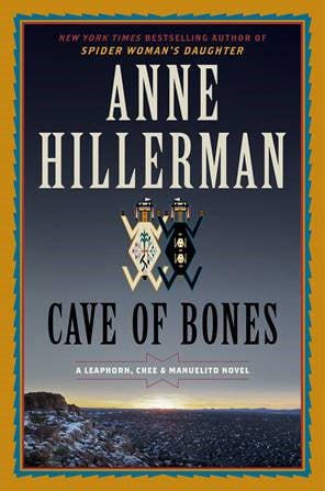 Anne Hillerman, Cave of Bones