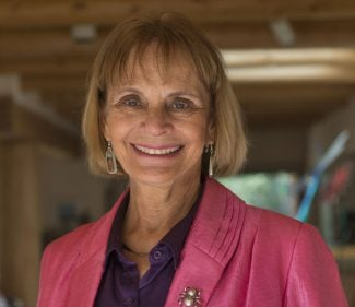 Anne Hillerman. Kitty Leaken photo.