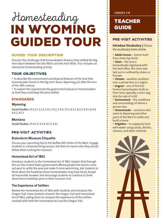 homesteading in wyoming tg cover buffalo bill center of the west rh centerofthewest org guided reading activity settling the west lesson 1 answers guided reading activity settling the west lesson 3 answers