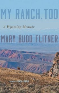 "Mary Flitner, ""My Ranch, Too"" cover"