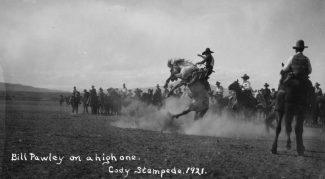 1921 Cody Stampede