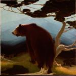 Museum Minute: A Lone Bear