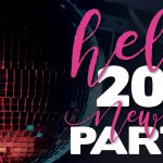 New Year Party: Hello 2019!