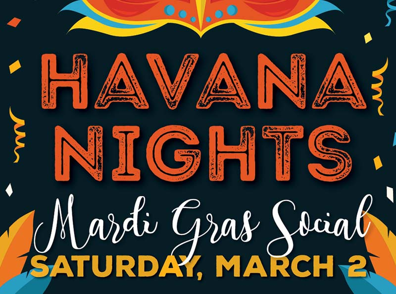 Buffalo Bill Center of the West hosts Havana Nights, A Mardi