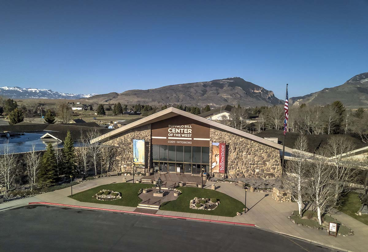 Buffalo Bill Center of the West, 2018. Spencer Smith photo.