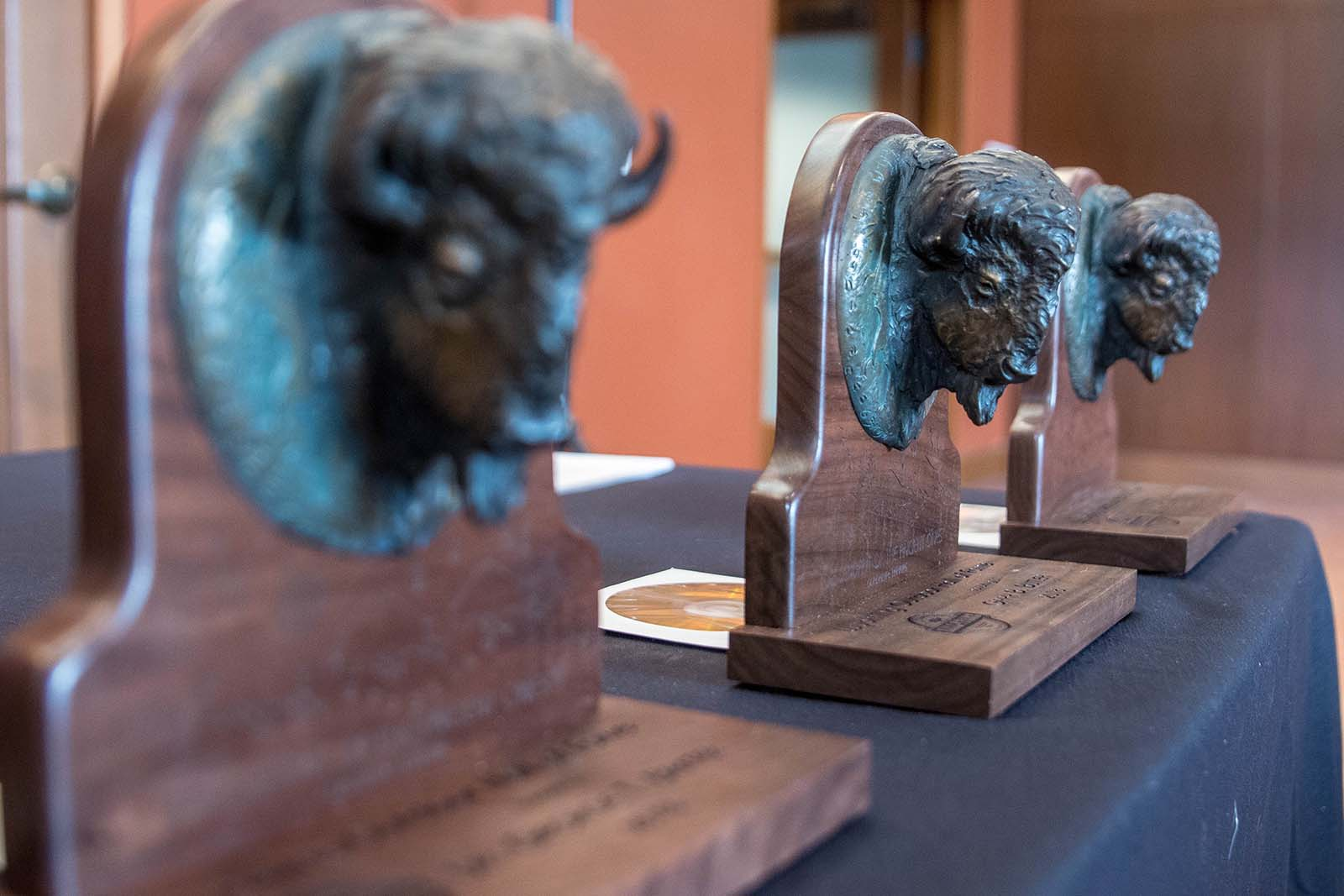 Wyoming Outdoor Hall of Fame awards