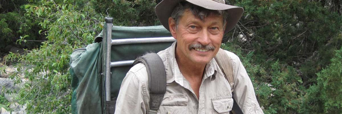 John Mionczynski discusses interesting plants of the ancient people of the Yellowstone on Jun 6, 2019.