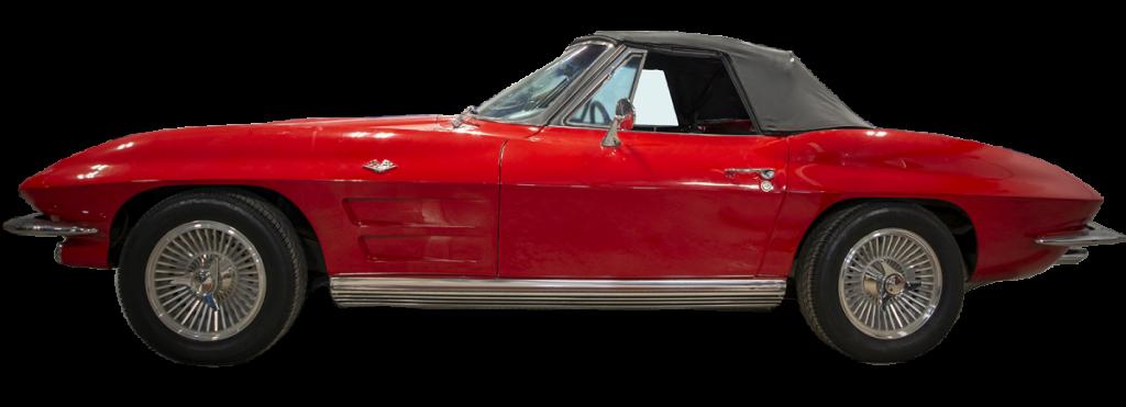 Win this 1964 Corvette convertible
