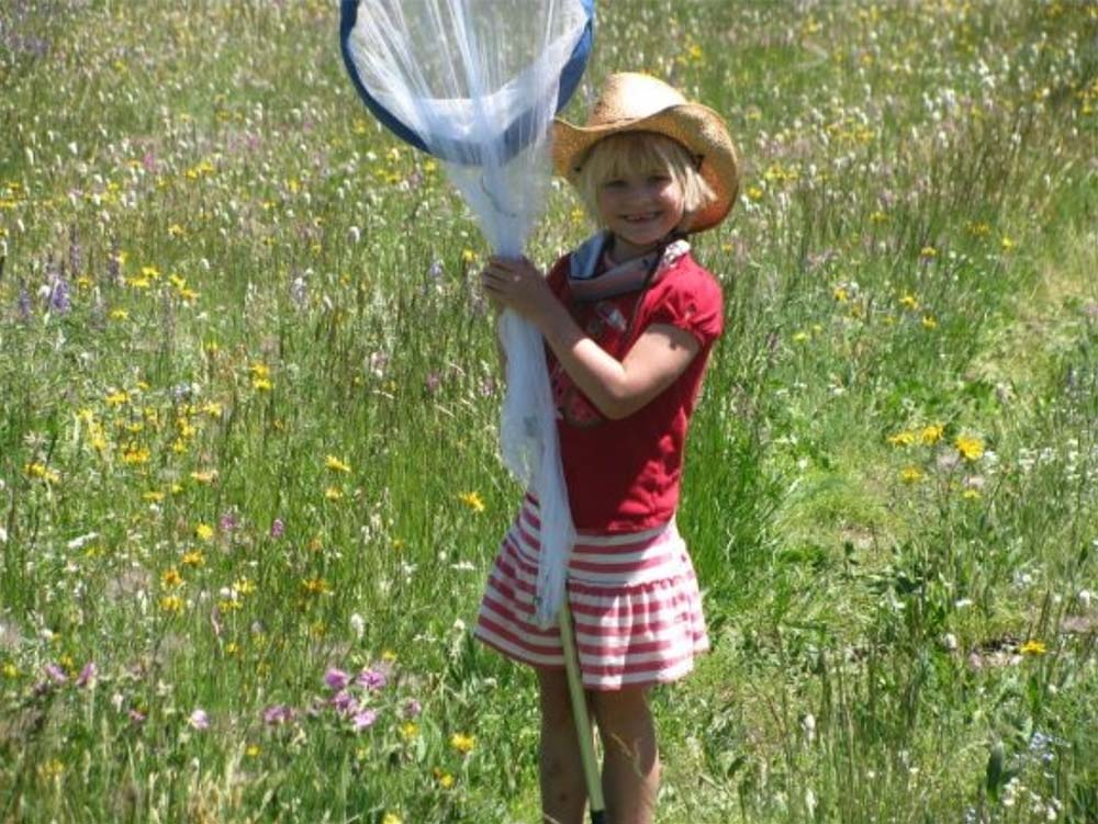 Sensory hike – for kids 4–5 – June 19, 26, and/or July 3, 2019