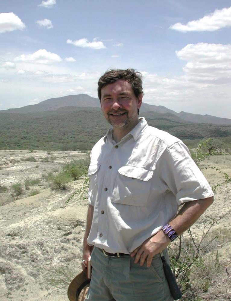 Dr. Richard Potts. Courtesy photo.