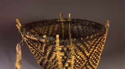 Burden Basket. NA.106.183 (detail)
