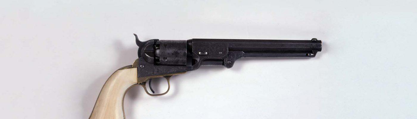 Treasures post 215: Hickok revolver. 1.69.6284.1