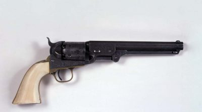 Treasures post 215: Hickok revolver. 1.69.6284.1