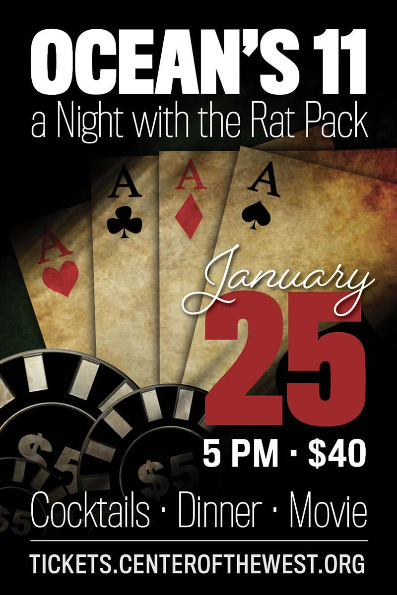 A Night with the Rat Pack: Ocean's 11