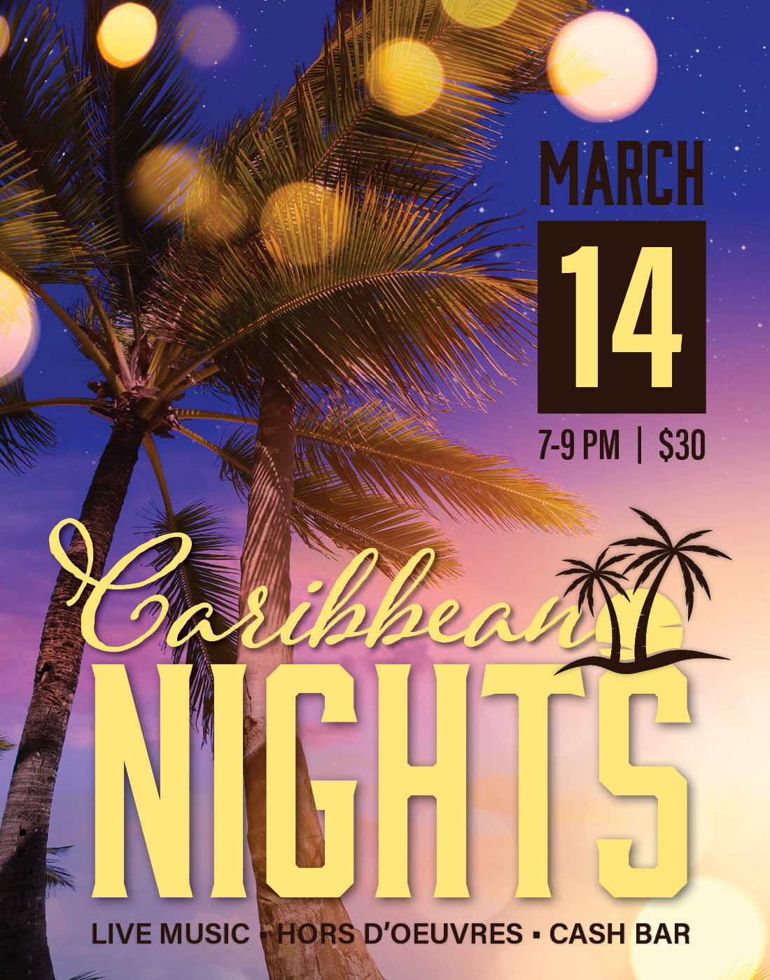 Caribbean Nights!