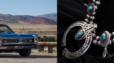 Raffles: GTO & necklace