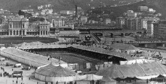 Buffalo Bill's Wild West in Italy, 1906. Garlow SB.SvnrPstl.05.04